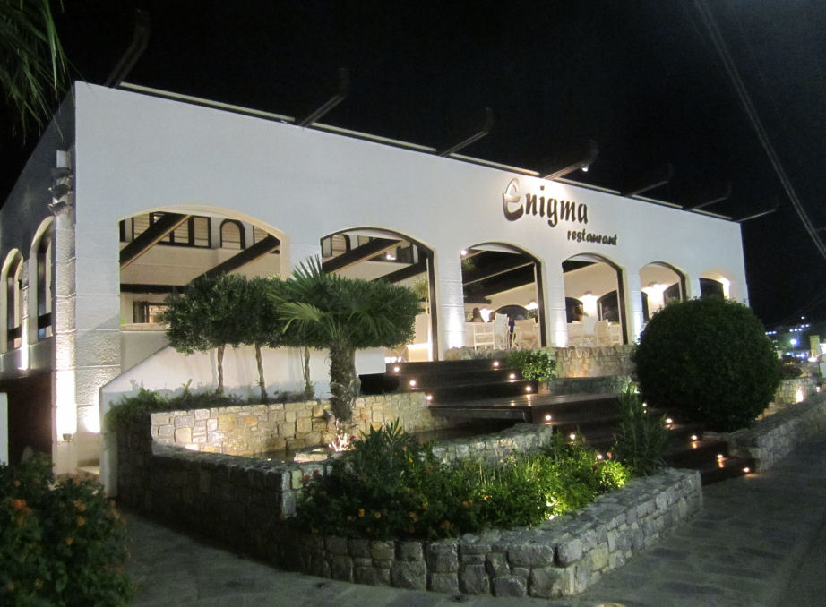 Click here for more info about Enigma Restaurant