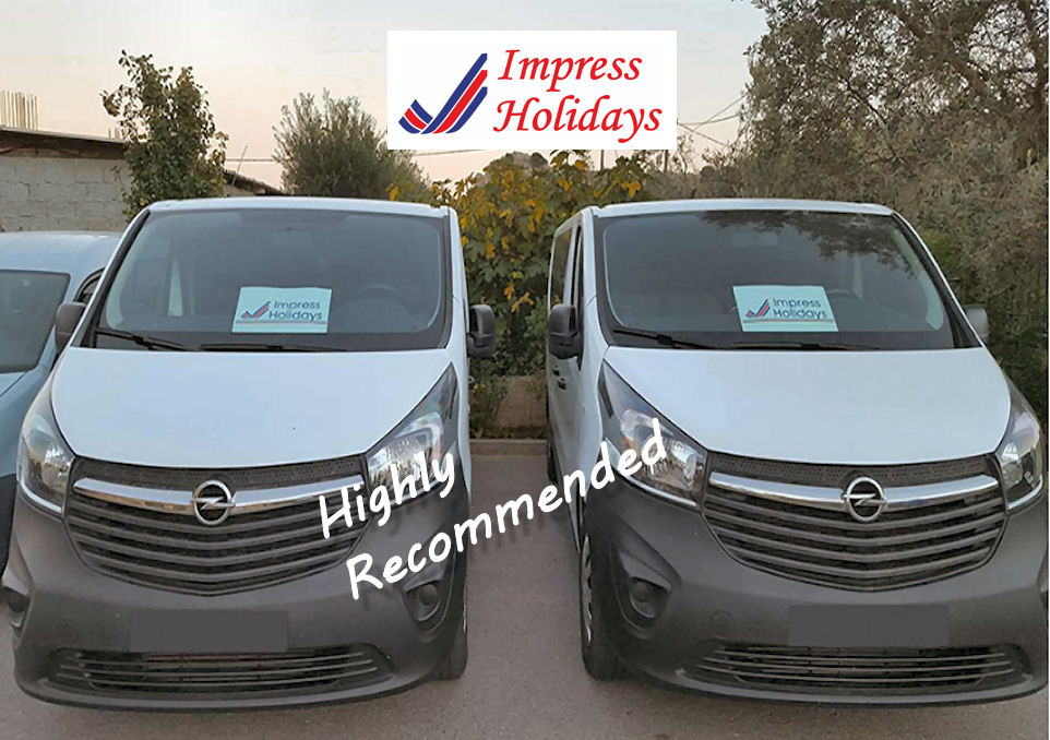 Impress Airport Transfers
