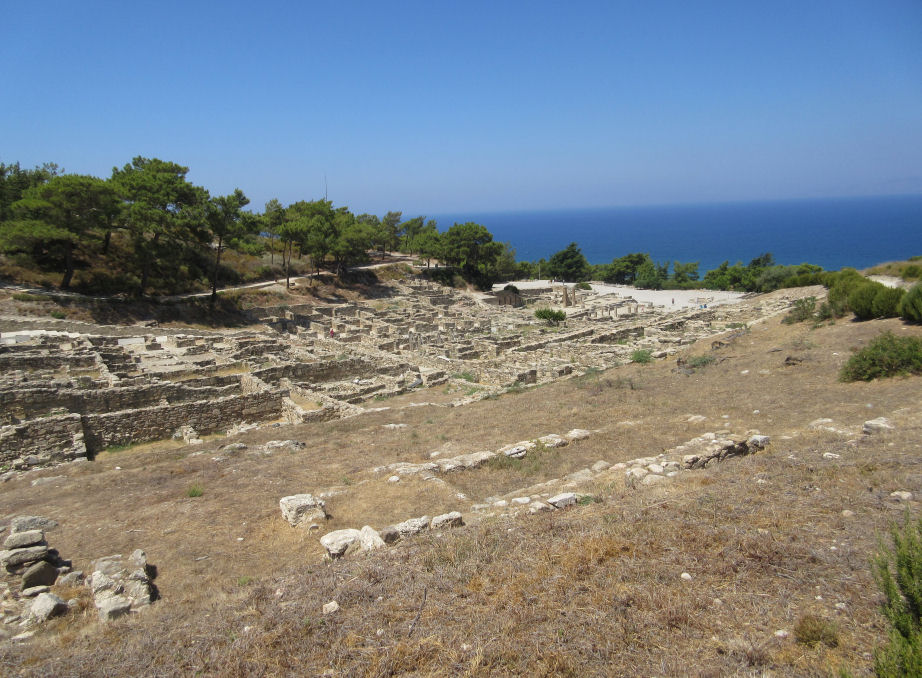 Stunning Views from Ancient Kamiros