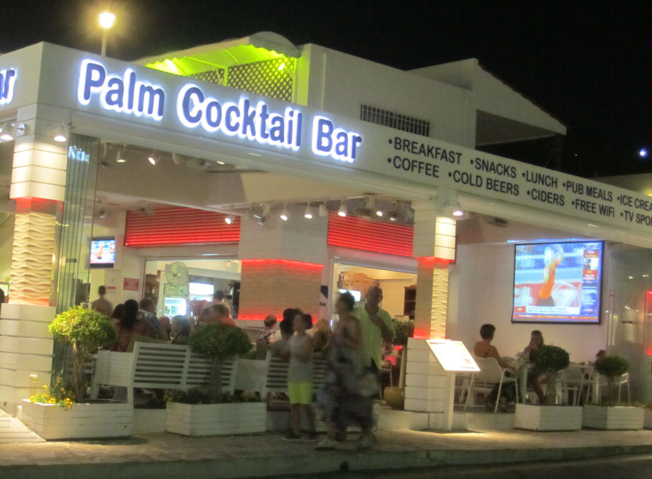 Palm Cocktail Bar