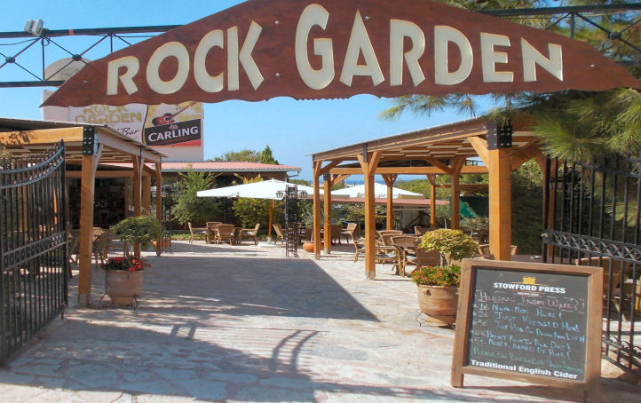 Click here for more info about Rock Garden Bar